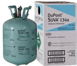 Gas lạnh R134a Dupont Suva