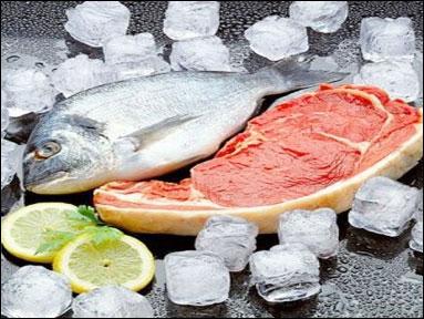 Xử lý thực phẩm đông lạnh