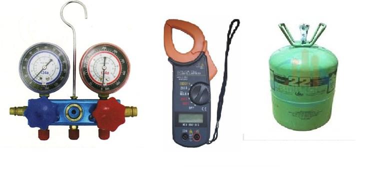 Những điều cần biết về gas điều hòa