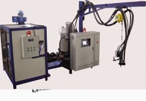 Cyclopetane PU foaming machine