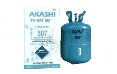 Gas lạnh Akashi Taisei R507A