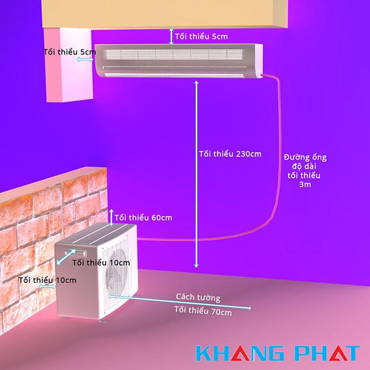 Ống đồng khi lắp đặt máy lạnh cần những tiêu chuẩn nào? 1