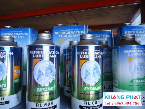 Chọn môi chất lạnh hợp lý cho hệ thống lạnh 1