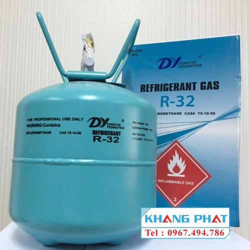 Gas DY R32 (3kg)