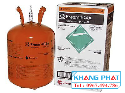freon 404A