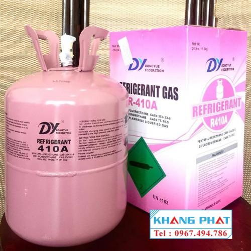 gas lanh DY 410a