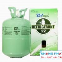 Gas lạnh DY R-22 (13,6kg & 22,7kg)