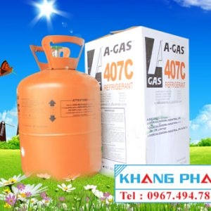 Gas Lạnh A-Gas 407C