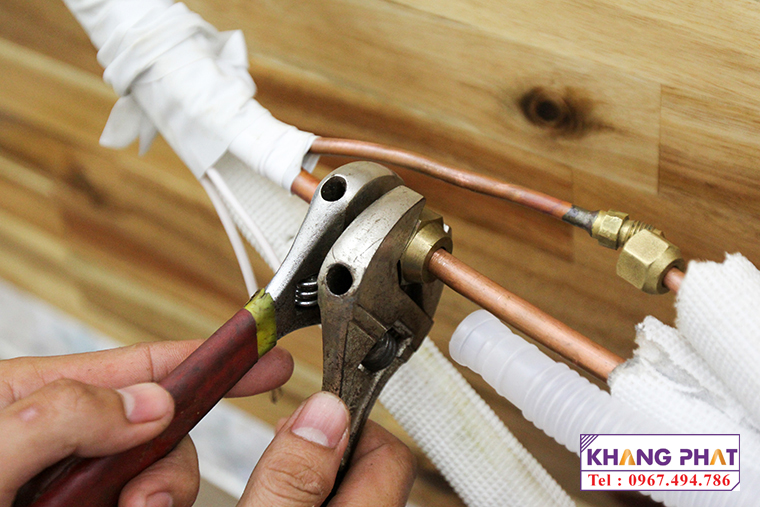 Hướng dẫn hàn ống đồng trong hệ thống lạnh 1