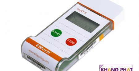Hướng dẫn sử dụng bộ ghi dữ liệu nhiệt độ, độ ẩm Elitech LogEt6