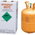 Gas lạnh R407c Dupont Suva