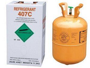 Gas lạnh R407c Dupont Suva