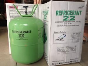 gas lạnh pháp 22