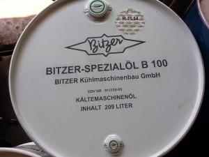 nhớt lạnh Bitzer-B100