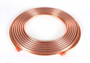 ống đồng dạng cuộn90