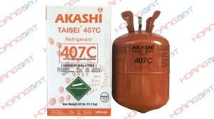 Gas lạnh Akashi Taise 410c