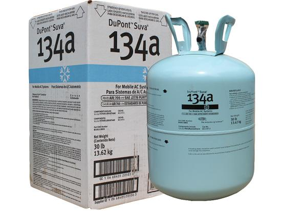 gas lạnh dupont-r134a