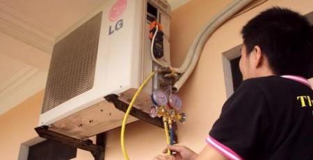 nạp gas lạnh 3