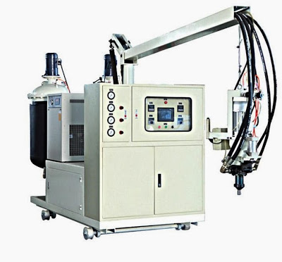 low pressure machine