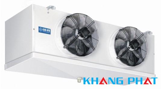 Dàn lạnh công nghiệp hoạt động theo quy trình làm lạnh nào? 1