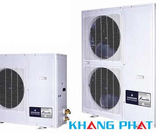 Dàn nóng công nghiệp Emeson ZX- lựa chọn cho kho lạnh 1