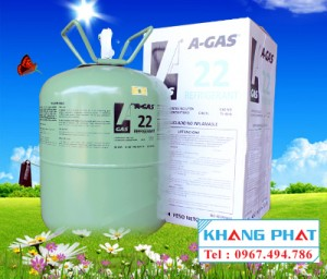 Gas lạnh A-Gas 22