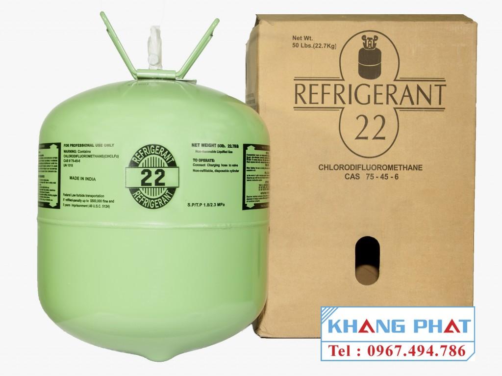 gas lanh r22