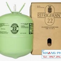 Gas lạnh Refrigerant R22 (13.6kg)