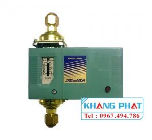 Rơ le áp suất dầu Danfoss MP 55