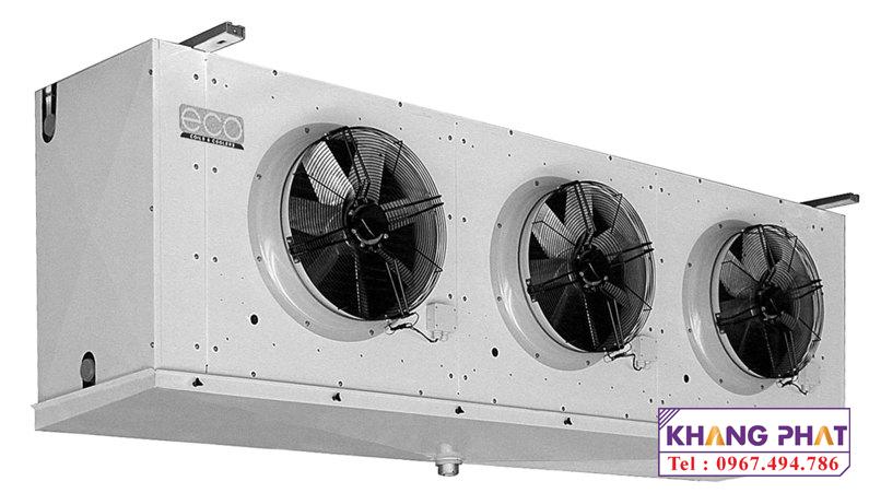 Quy trình làm lạnh của dàn lạnh công nghiệp 1