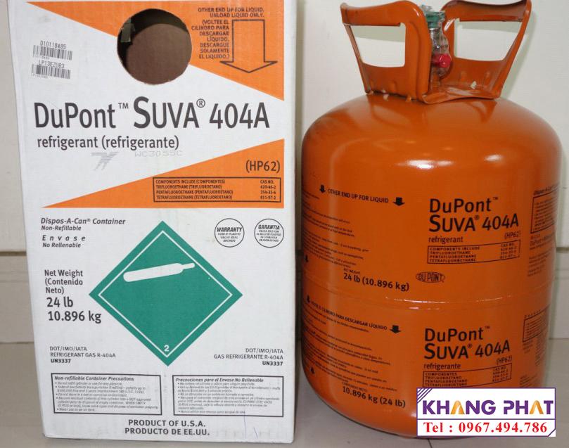 Thương hiệu gas lạnh Dupont chuyển đổi sang Chemours Freon