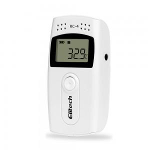 Bộ ghi dữ liệu nhiệt độ USB nhỏ Elitech URC-4