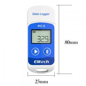 Bộ ghi dữ liệu nhiệt độ USB Elitech URC-5