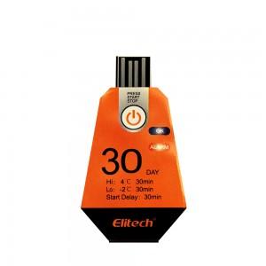 Bộ ghi dữ liệu nhiệt độ USB dùng một lần Elitech URC-12 2