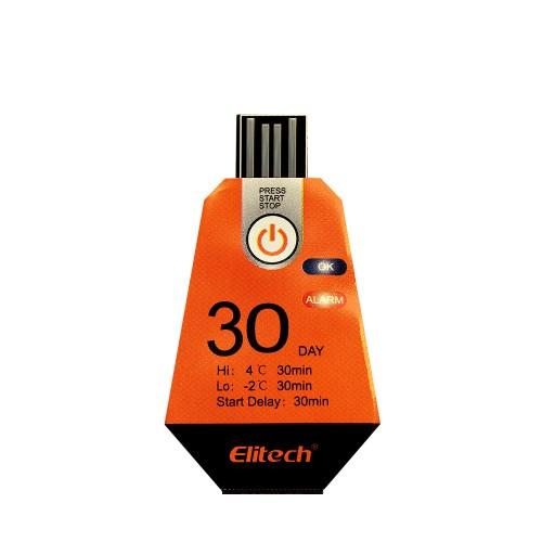 Bộ ghi dữ liệu nhiệt độ USB dùng một lần Elitech URC-12