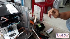 Hướng dẫn hàn ống đồng trong hệ thống lạnh
