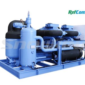 Cụm máy nén trục vít Refcomp SW3L bán kín (R2BHSW3L130-VDHA)